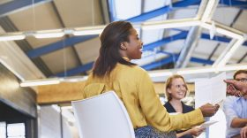 How to Climb to the Top of Your Company's Ladder
