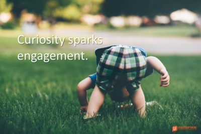 How One Question Sparks Engagement