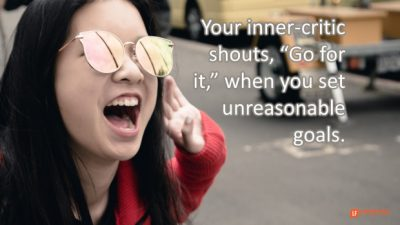 How to Beat Your Inner Critic Into Submission