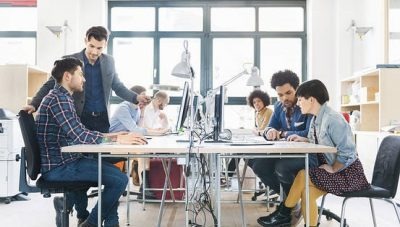 Mentoring the Next Generation for Innovation in Today's Organization