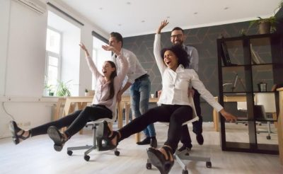In Today's World, The Best Workplace Culture Wins