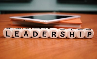 "Leadership for a New World—""Three Tests of Leadership"""