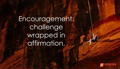 The Real Truth About Encouragement
