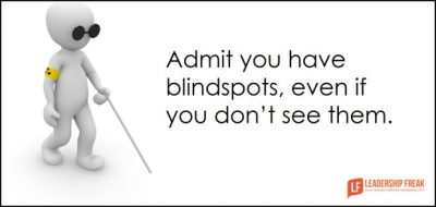 Seven Steps to See and Solve Blindspots