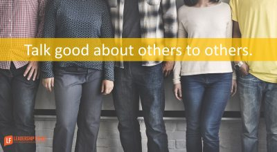 How Leaders Change People By Simply Seeing Them