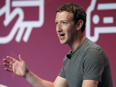 Mark Zuckerberg focuses on succession plans in performance reviews