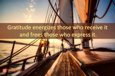 The Seven Powers of Gratitude