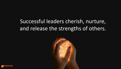 The Good News is 70% of Leaders Survive Their Weaknesses