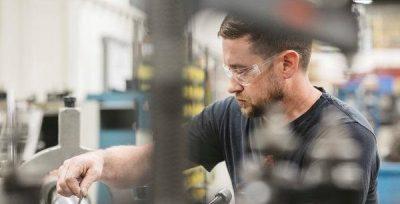 Robots? Training? Factories Tackle the Productivity Puzzle