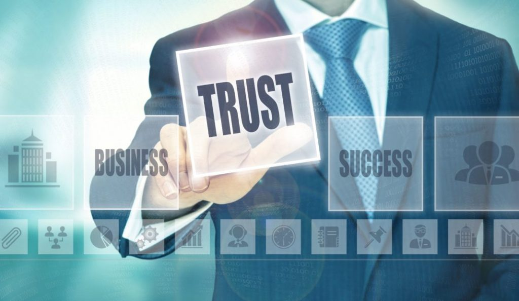 How To Build And Maintain Trust In The Age Of Volatility