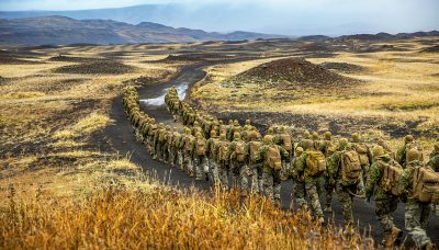 Marines Use Case Methods to Test Leadership Skills