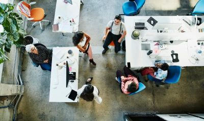 The Four Behavior Patterns That Enable Collaboration