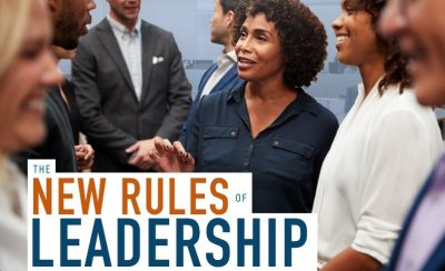The New Rules of Leadership: 5 Forces Shaping Expectations of CEOs