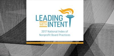 Leading With Intent