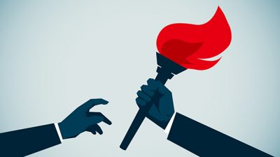 Lessons From the Front Line for Nonprofit CEO Successions